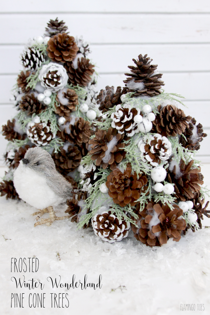 http://lizoncall.com/wp-content/uploads/2015/12/Frosted-Winter-Wonderland-Pinecone-Trees.jpg