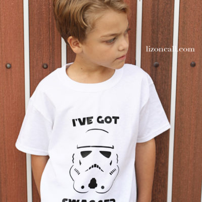 Star Wars Storm Trooper T-Shirt