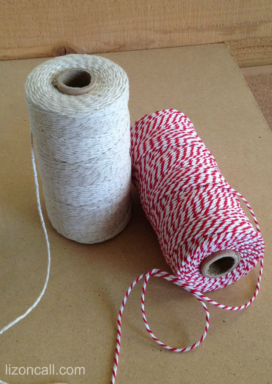 I use bakers twine for so many things. It is a great gift for a teacher!