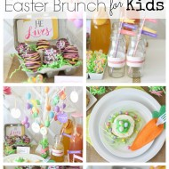 Easter Brunch for Kids