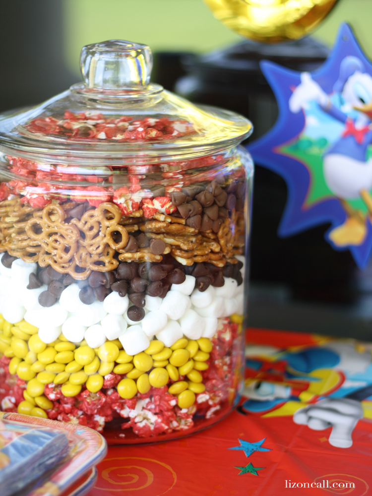 Fun and easy ideas to share your love of Disney with friends and neighbors by hosting a Disney Playdate Party.