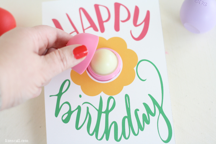 Free printable eos happy birthday gift card liz on call know someone having a birthday and you want to give them a little something print bookmarktalkfo Images