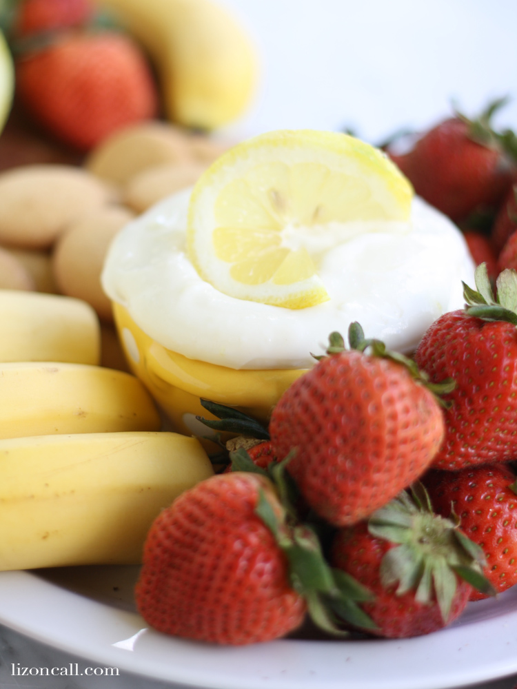 A summer bar-b-cue is not complete with out a fruit plate and an easy fruit dip recipe. Try this lemonade fruit dip recipe for your next family get together. It makes fruit taste good!
