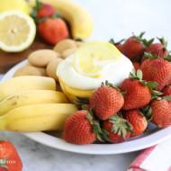 Easy Lemonade Fruit Dip Recipe