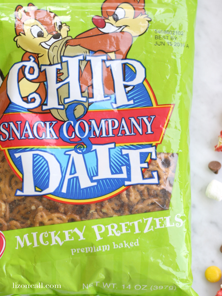 Chip And Dale Snack Company Pretzels