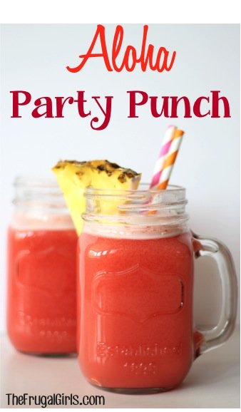Top 10 non-alcoholic Summer Party Punch Recipes