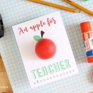 Back to School EOS Teacher Gift