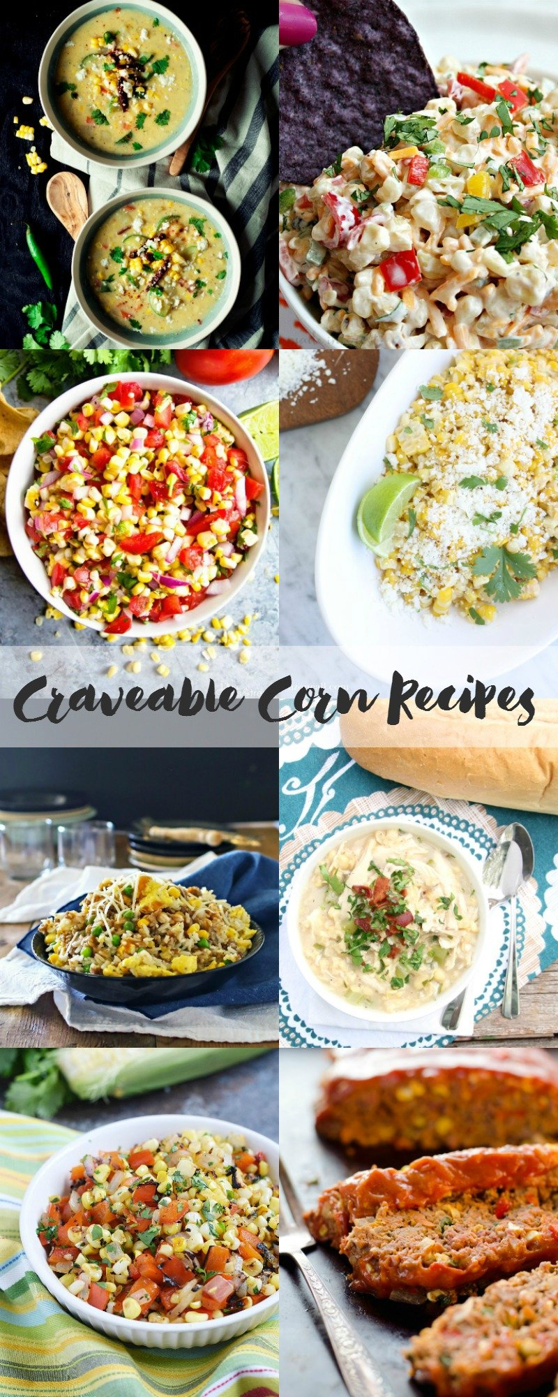 Craveable corn recipes that every corn fan will love.