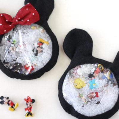 Mickey & Minnie Disney Eye Spy Bags
