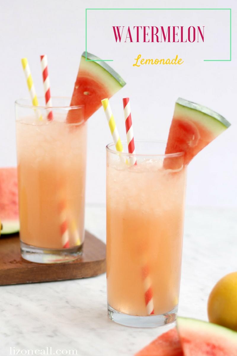 Watermelon Lemonade 1