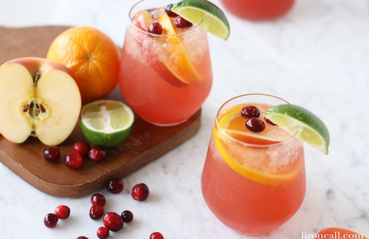 Holiday Party Punch Recipe