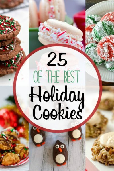 25 Christmas Cookies plus a Giveaway