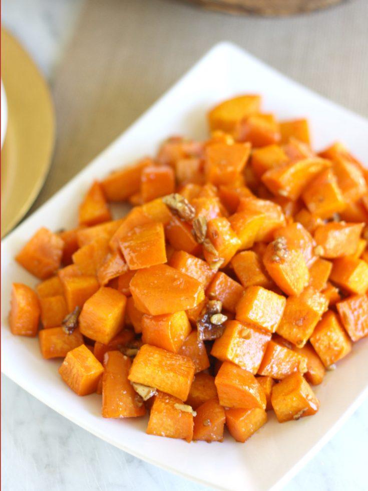 Butter Pecan Sweet Potato Recipe