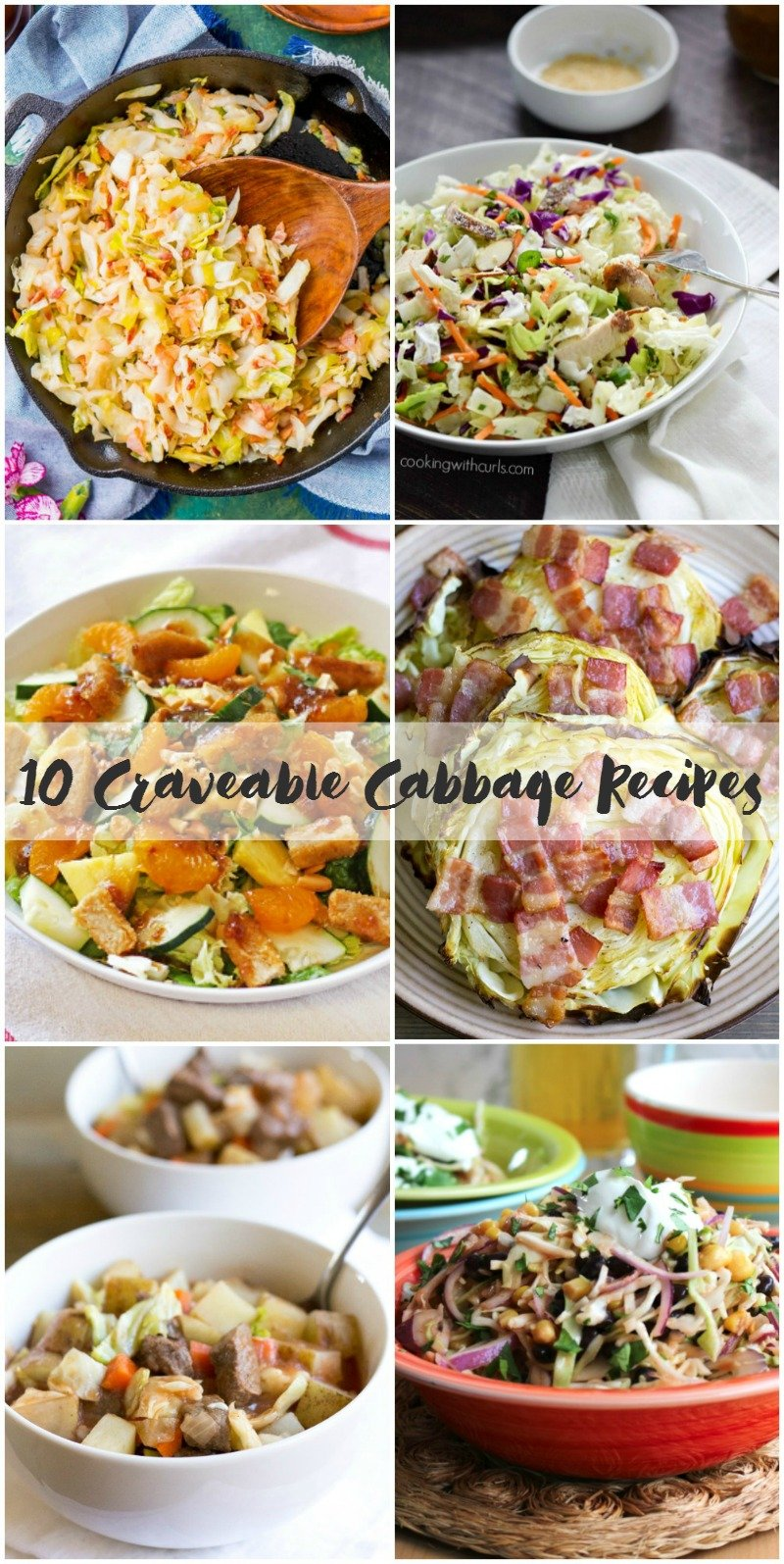 Easy chow mein recipe plus 9 more cabbage recipes.
