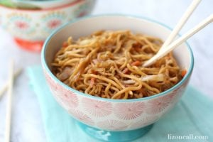 Easy Chow Mein Recipe
