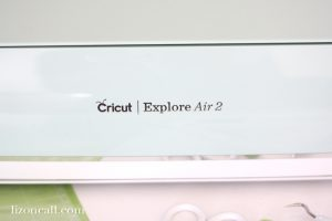 Setting Up The Cricut Explore Air 2
