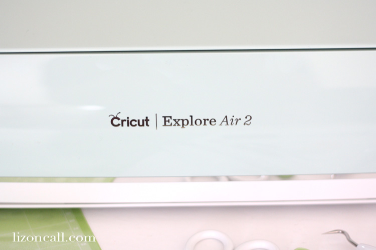 Setting up the Cricut Explore Air 2 is really easy and you can still use all those Cricut cartridges you bought years ago.