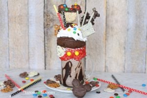 Mickey Mouse Freak Shake