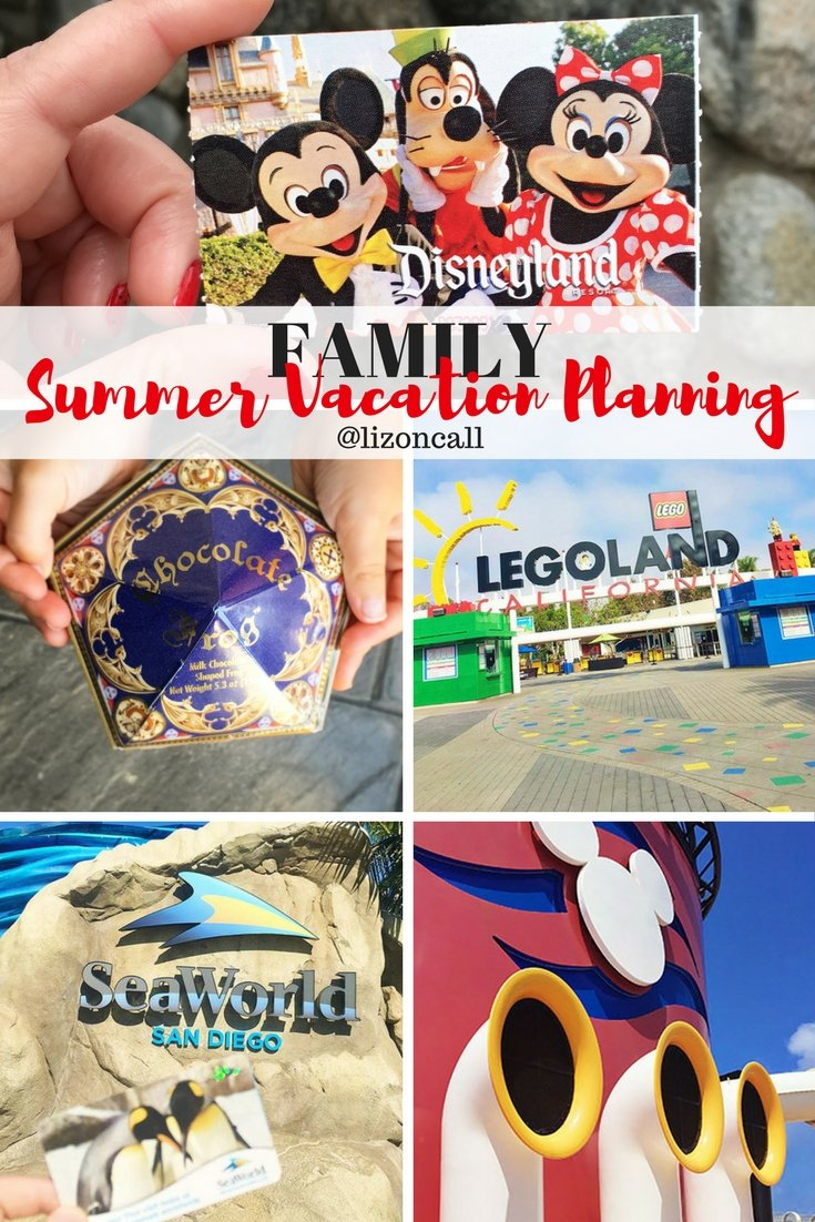 I have gathered some of the best family-friendly spots to travel to this summer. family summer vacation planning