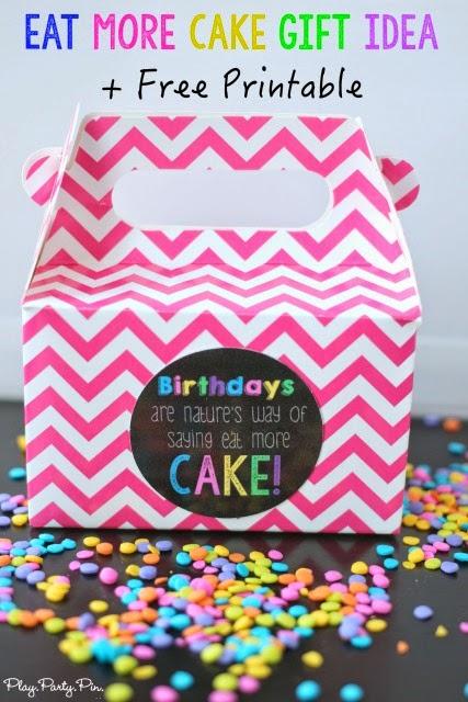 easy birthday gift ideas