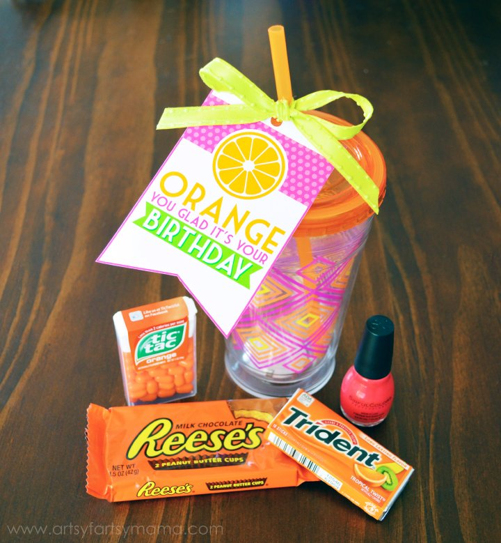 10 Quick And Easy Birthday Gift Ideas