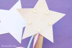 Easy Magic Wand Craft