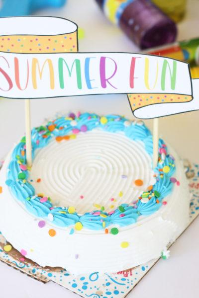 Summer Fun Playdate Ideas