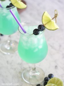 Mermaid Party Punch