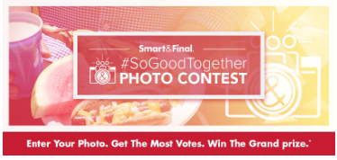 Smart & Final #SoGoodTogetherContest