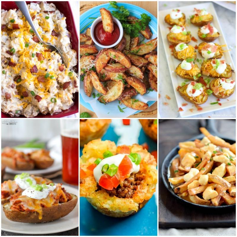 6 yummy potato recipes perfect for fall