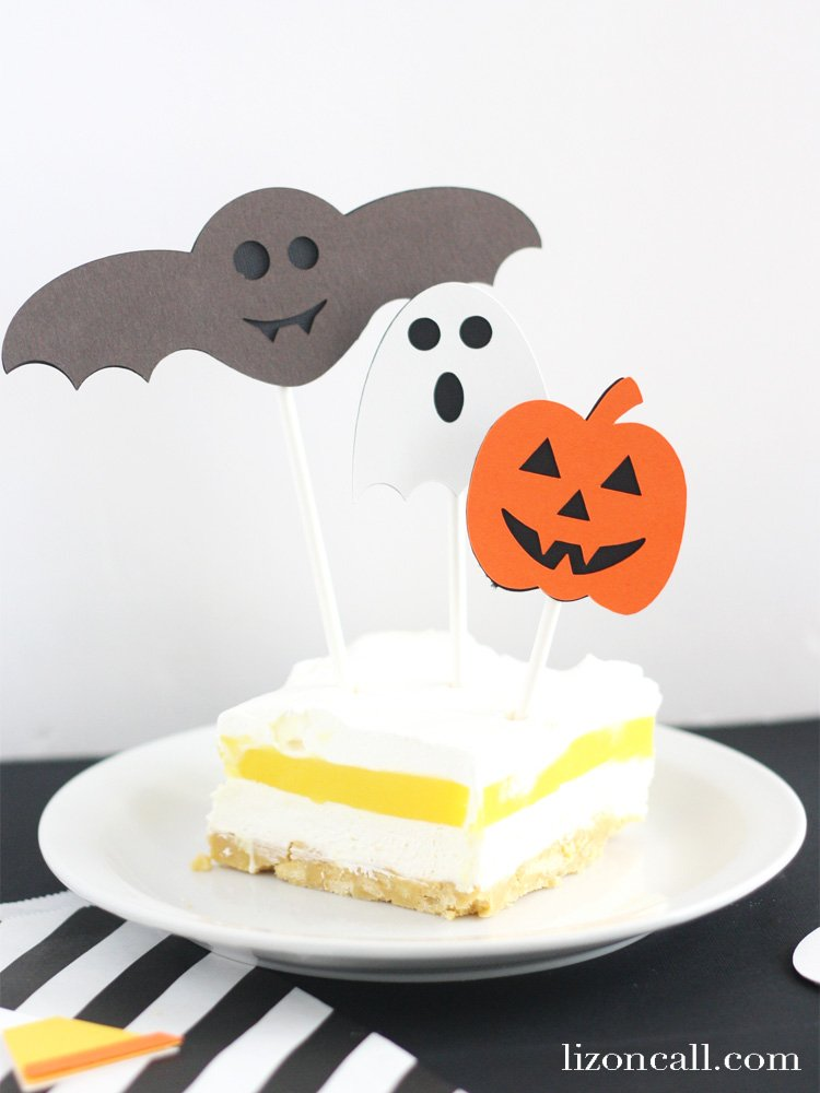Use these Halloween character cut files to add some spooky fun to the top of a cake, cards, trick or treat bag and more. You can never have too many Halloween cut files.