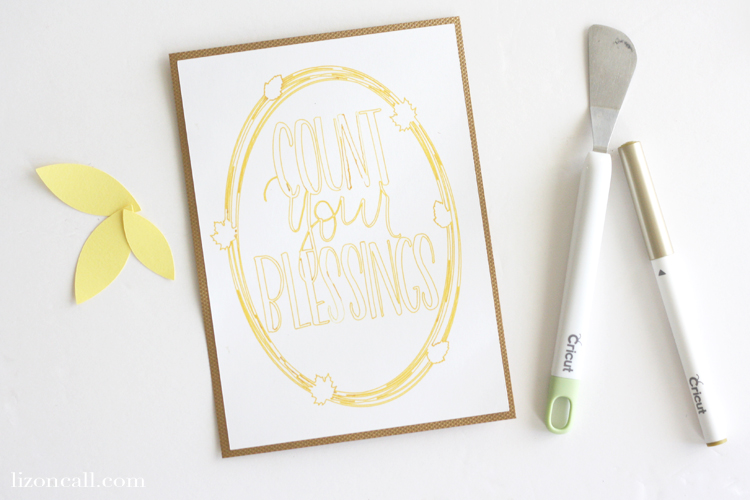 Learn how to use the Cricut pen tool to create fun art, cards, coloring pages and more with any SVG file in Cricut Design Space.
