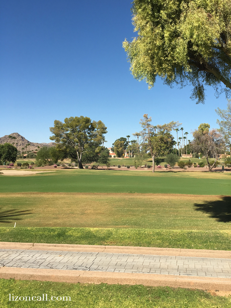 The Scottsdale Resort at McCormick Ranch in Scottsdale, AZ is a beautiful oasis to take a much needed break. #thescottsdaleresort