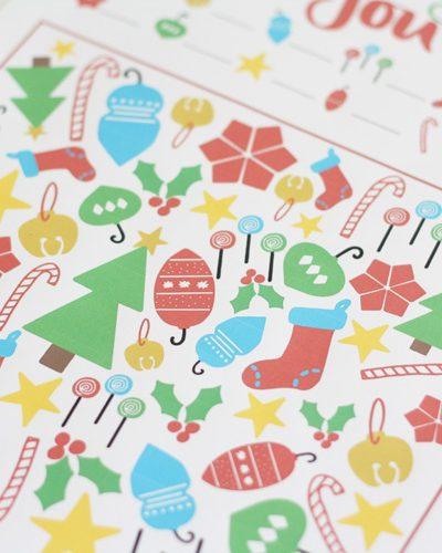 Free Printable Christmas Activities for Kids