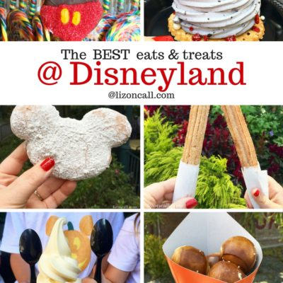 Best Disneyland Treats