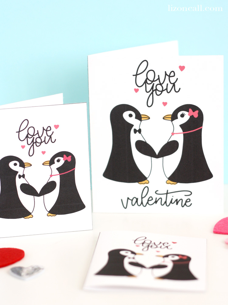 Free Printable Valentineu0027s Day Card