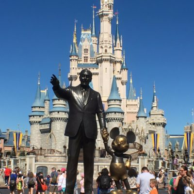 Top 5 Tips for Planning Your Walt Disney World Vacation