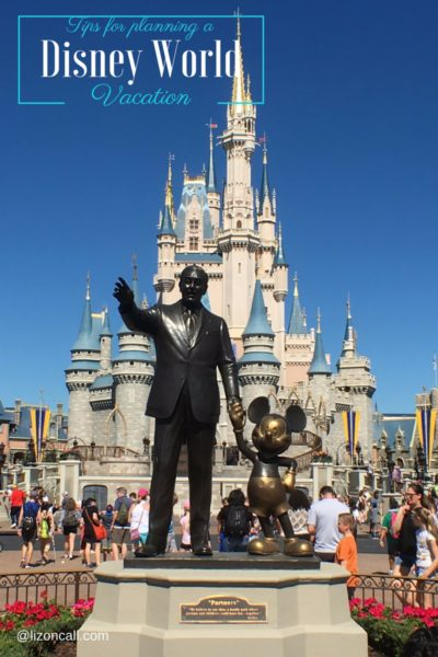 If you're worried about planning a Walt Disney World vacation, don't fret. I've got the top 5 tips for planning your Walt Disney World vacation. #disney #waltdisneyworld #vacationplanning #familytravel #disneytravel