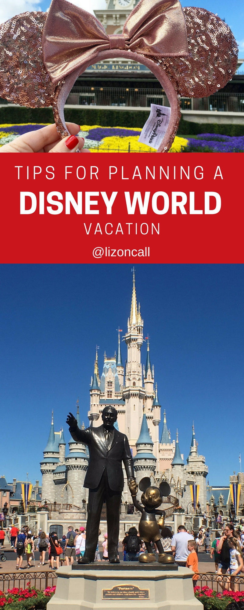 Top 5 Tips for Planning Your Walt Disney World Vacation ...