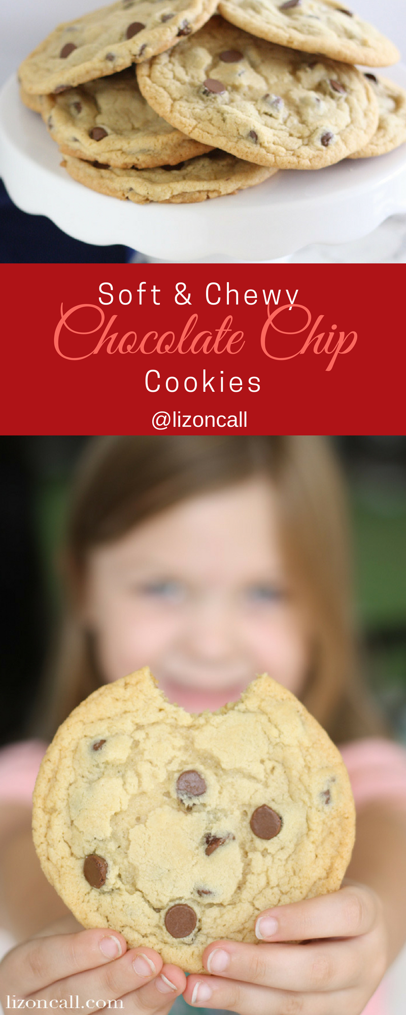 These chocolate chip cookies are going to be your go to cookie.  Family, friends, neighbors and even teachers are going to be requesting you make these all the time. Best chocolate chip cookie recipe.