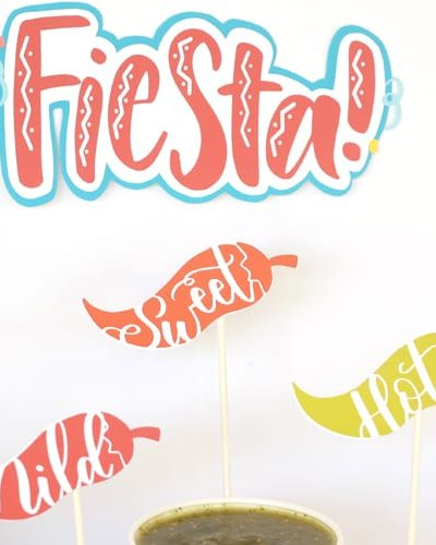 Fiesta Party Printables