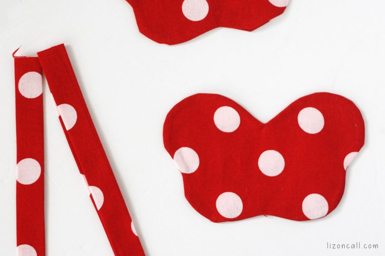 Whether you're headed to the Parks, out on the high seas or celebrating the holidays, these DIY Minnie Mouse Ears can be customized to fit any Disney occasion.