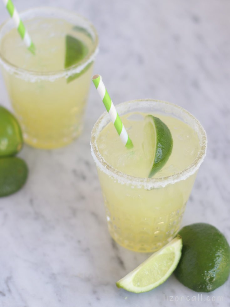 Margarita Mocktail Recipe