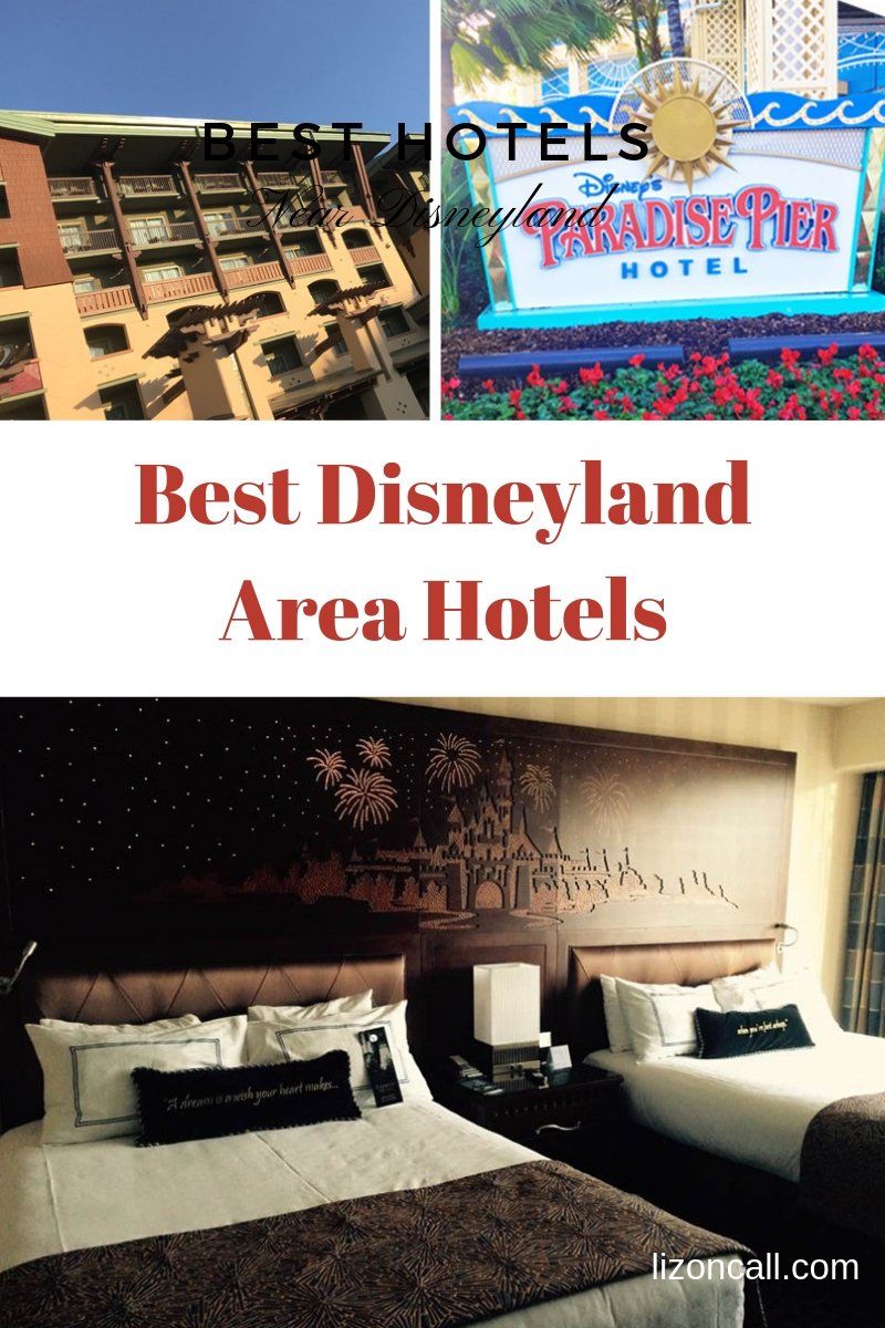 I've rounded up some of the Best Hotels Near Disneyland to help you decide where to stay on your next visit to the parks. Hotels on Disneyland Property