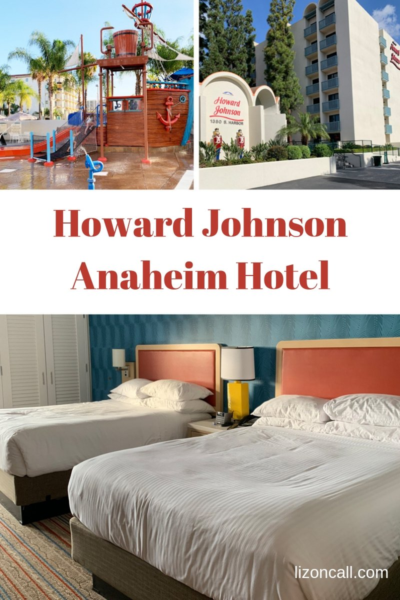I've rounded up some of the Best Hotels Near Disneyland to help you decide where to stay on your next visit to the parks. Howard Johnson Anaheim Hotel.