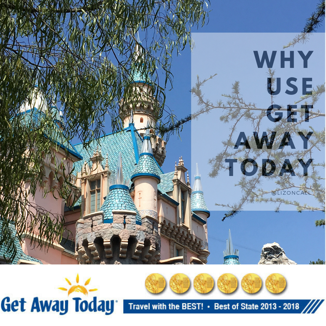I know a way to get discount prices on Disneyland tickets and hotels near Disneyland. How? Find out why you should Use Get Away Today To Plan Your Vacation