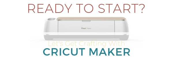 Get crafting with a Cricut Maker Machine