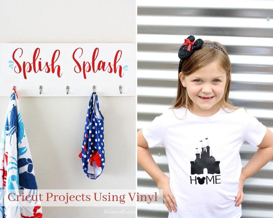 Take that machine out of the box and start crafting! Try one of these 25 + Cricut Projects For Beginners to get familiar with Cricut. Cricut projects with vinyl