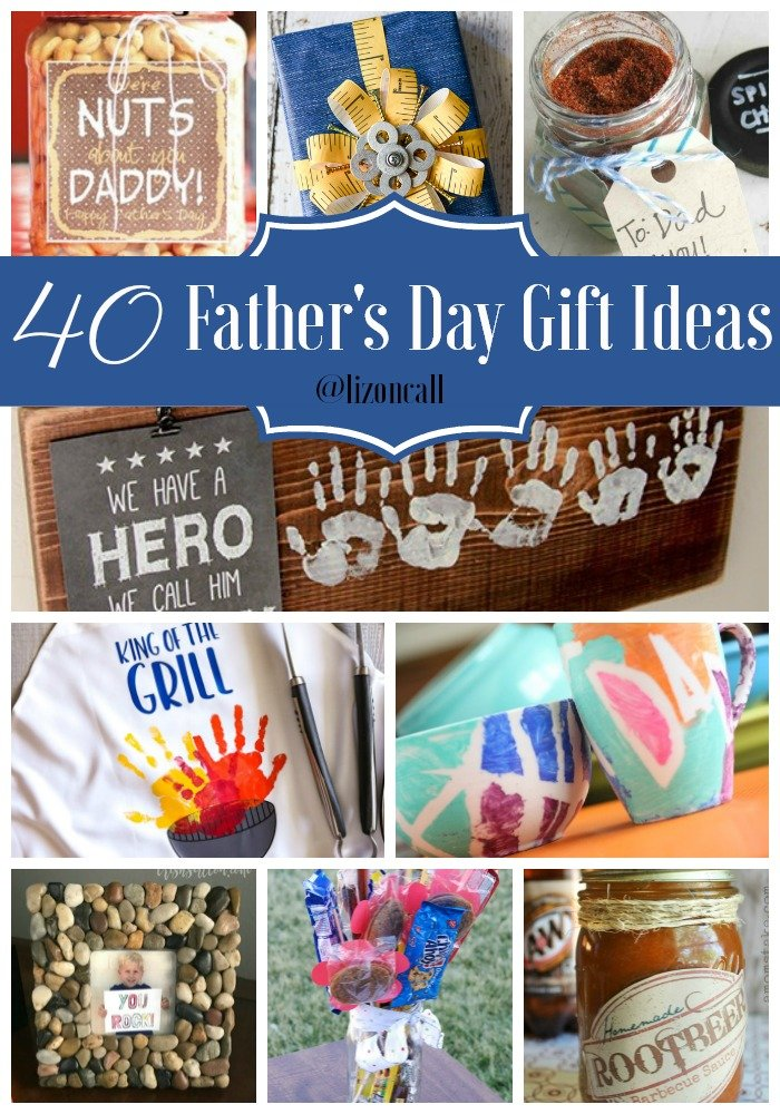 40 Father's Day Gift Ideas any dad will love
