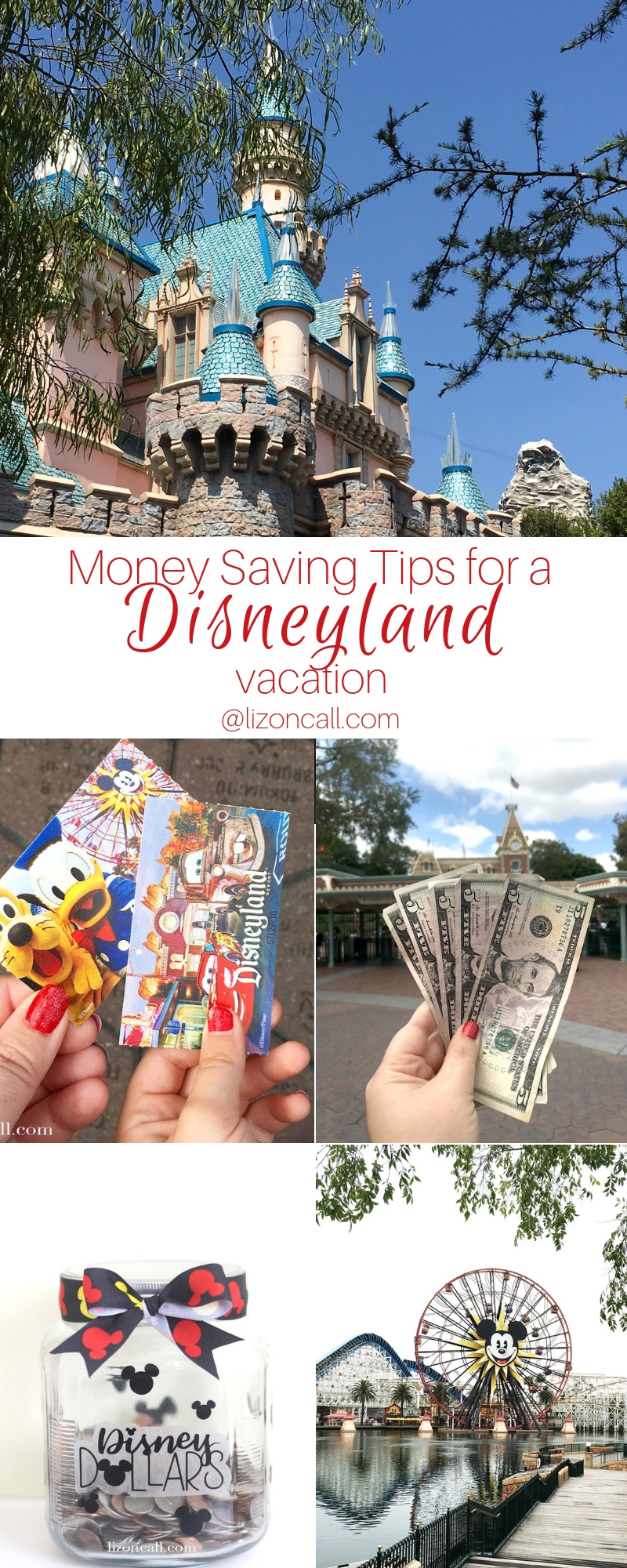 Don't let the cost keep you away. Check out these Money Saving Tips For A Disneyland Vacation and start planning your next family vacation.